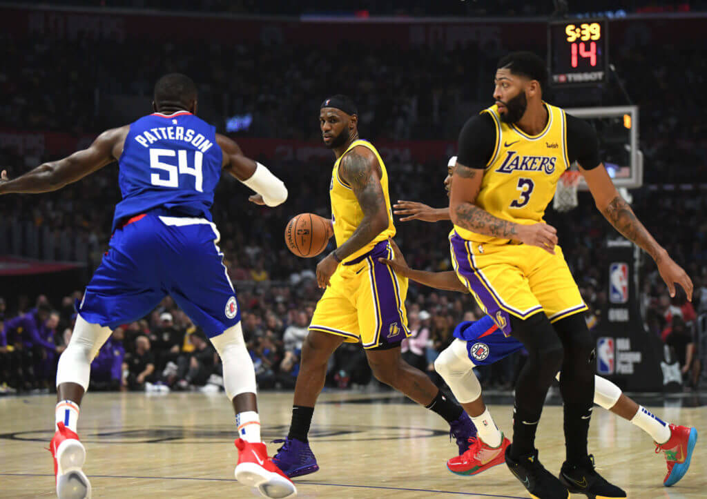 clippers stagione