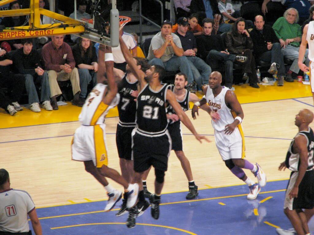 spurs stagione NBA