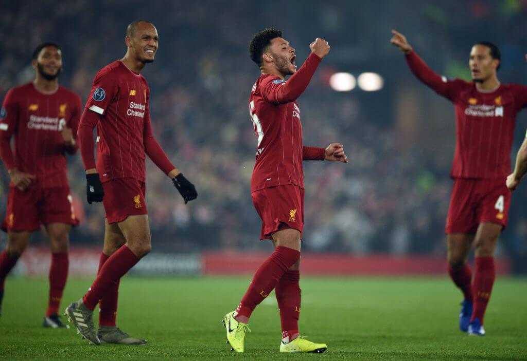 Liverpool big match