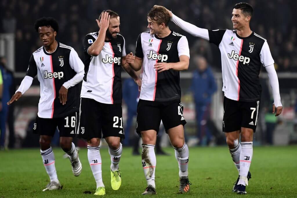 Juventus big match