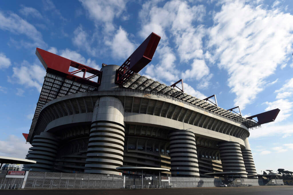 Milan Napoli a San Siro