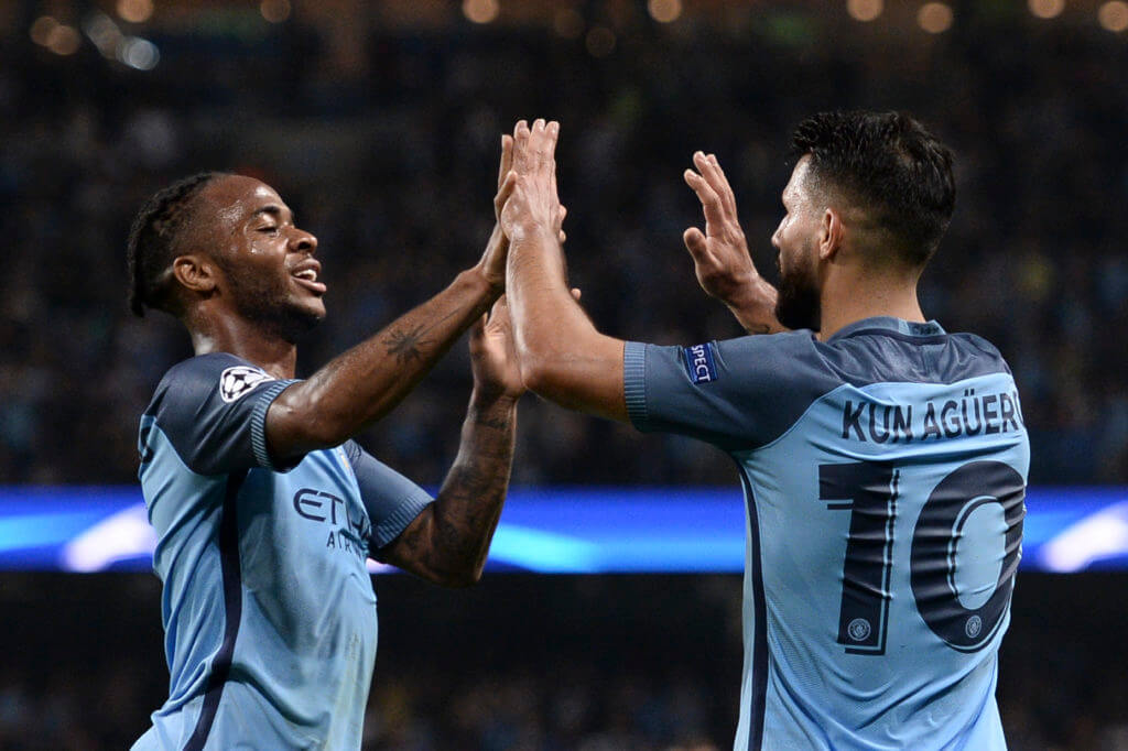 Man City big match