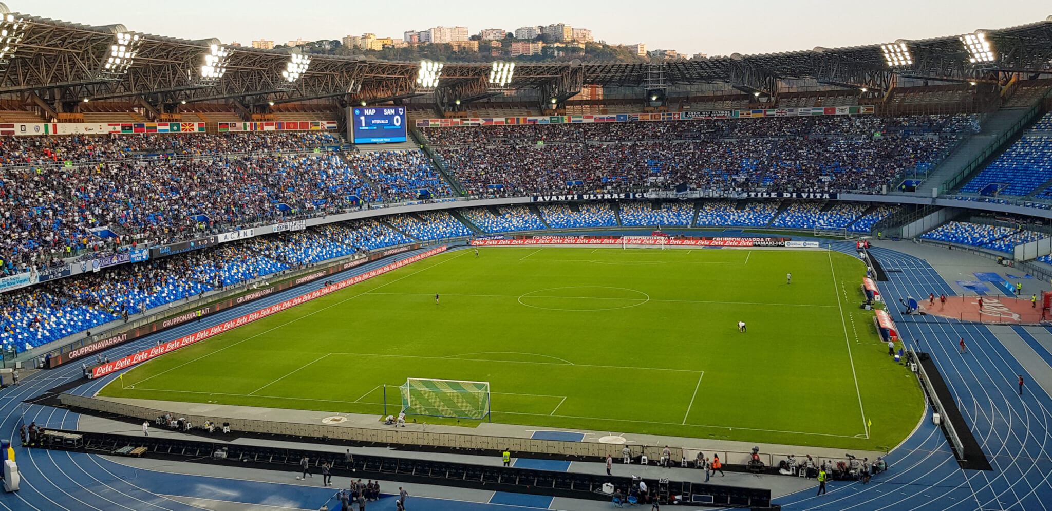 Stadio San Paolo Serie A scaled