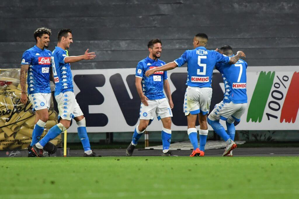Napoli - Inter 2019