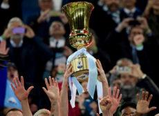 Le semifinali di Coppa Italia. Ibra sfida CR7