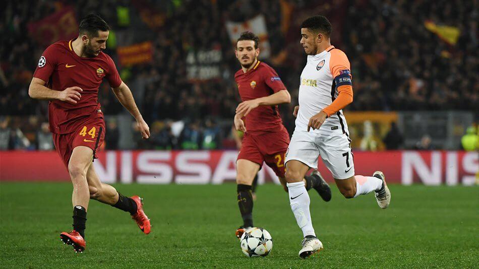 rimonte roma champions