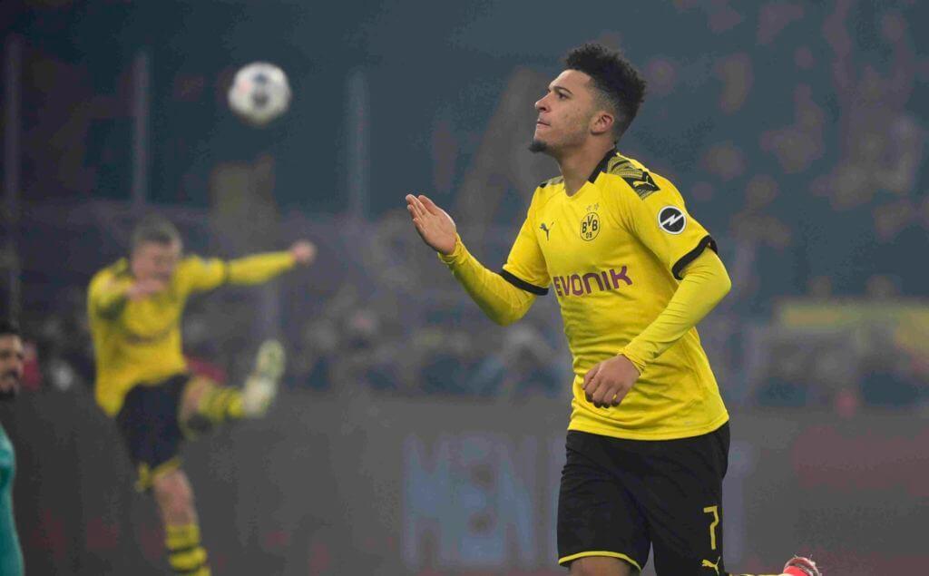 giocatore Under-21 Sancho