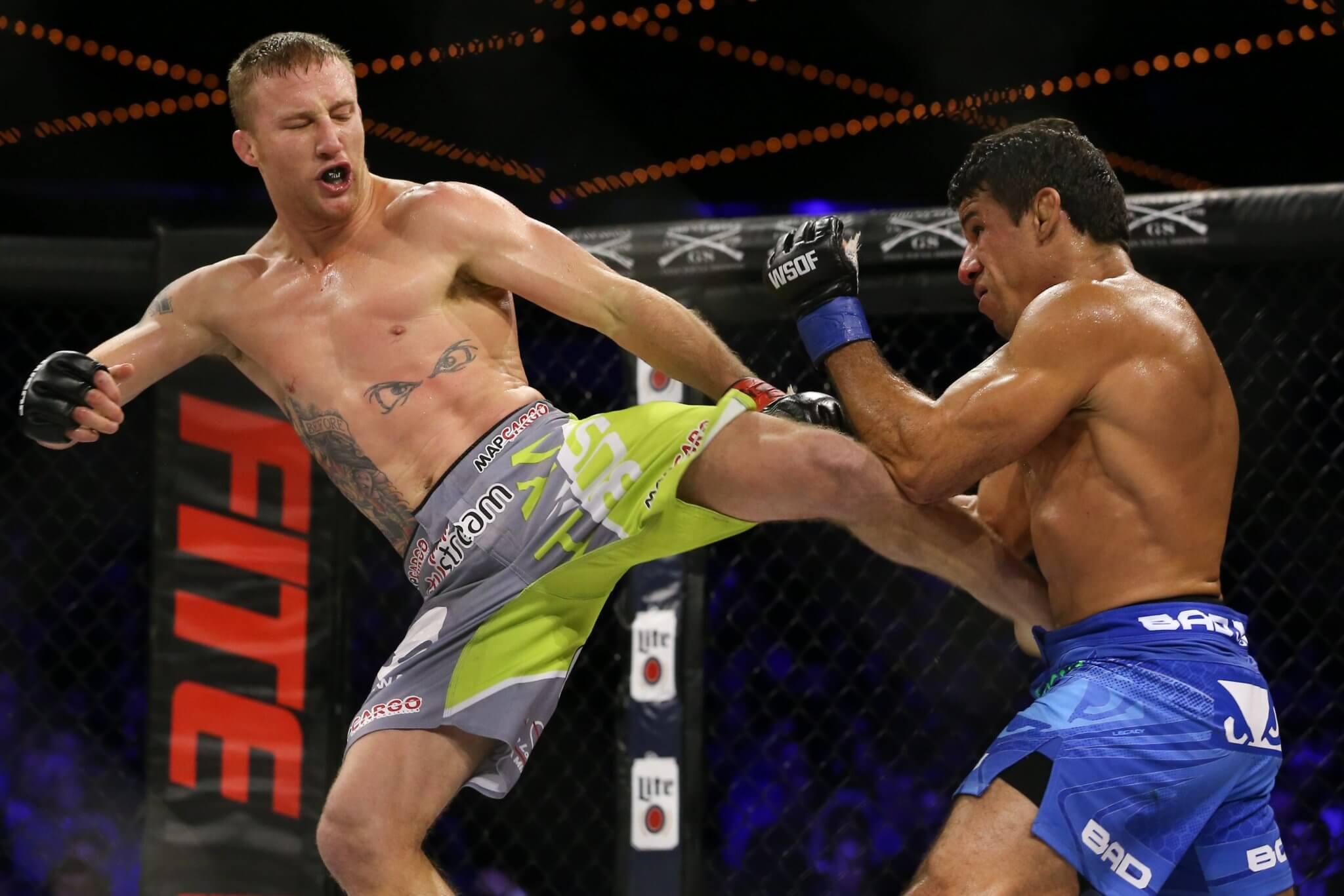 UFC  Gaethje