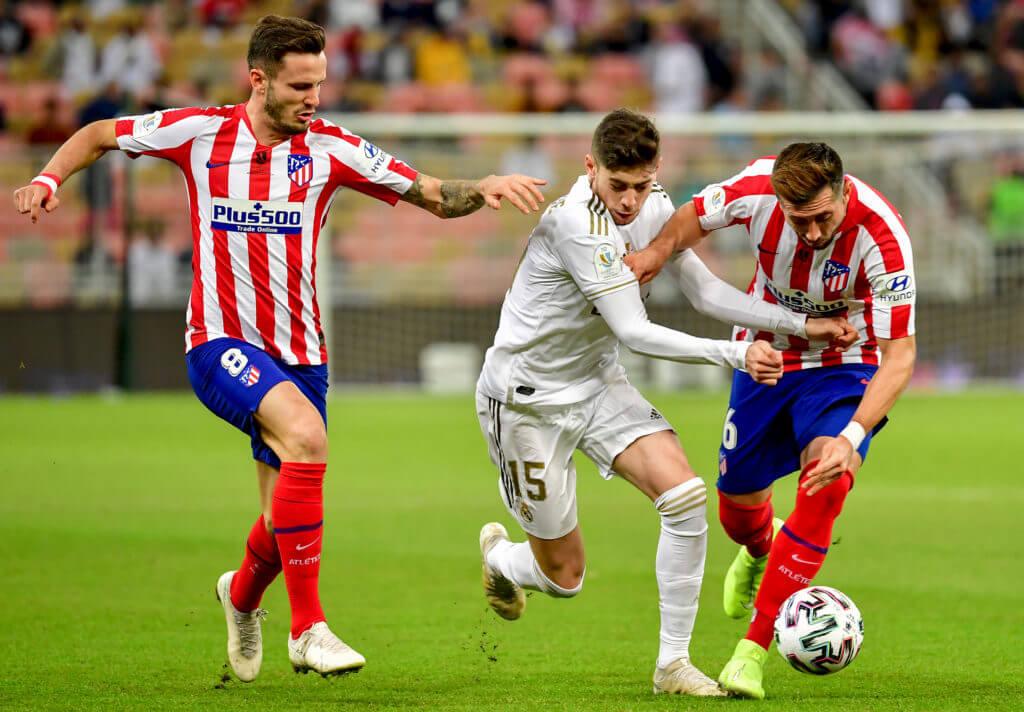 Derby piú caldi d'Europa - Madrid