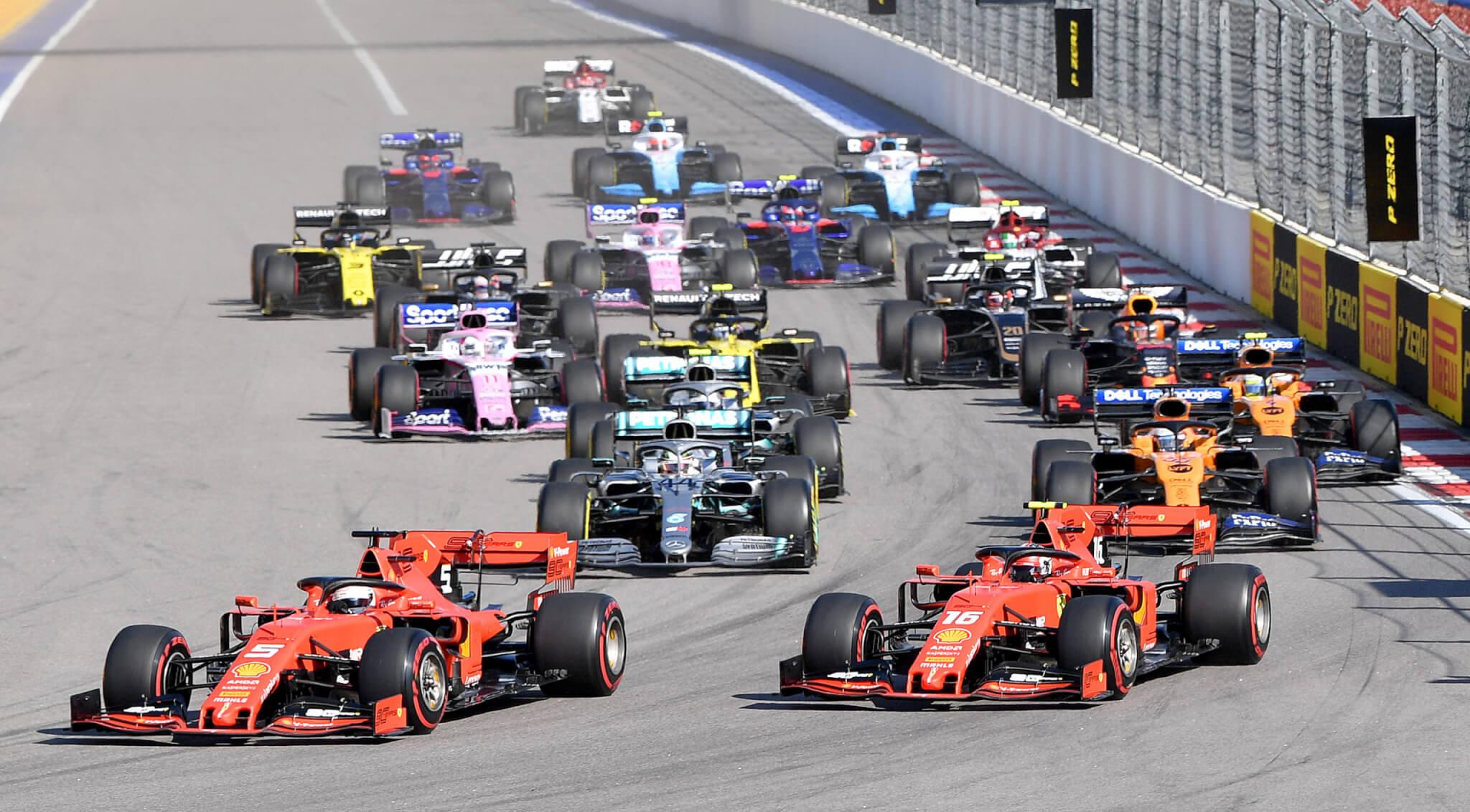 formula  cars  scaled
