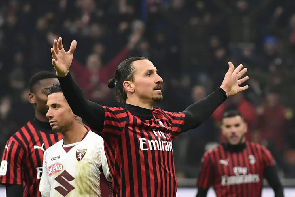 Ibra tra Milan e Juventus