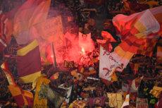 Il Derby della Capitale all'Olimpico di Roma
