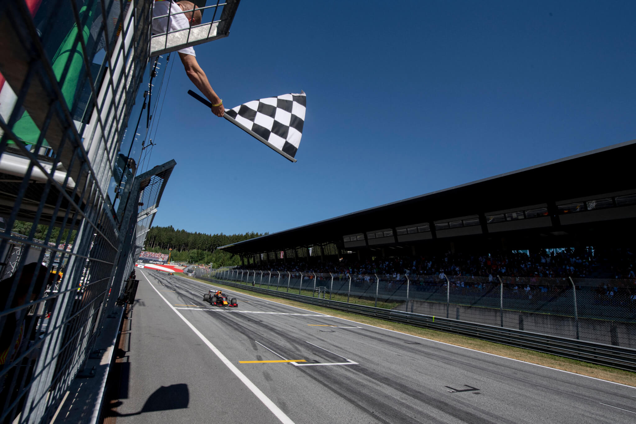 Formula 1 arrivo