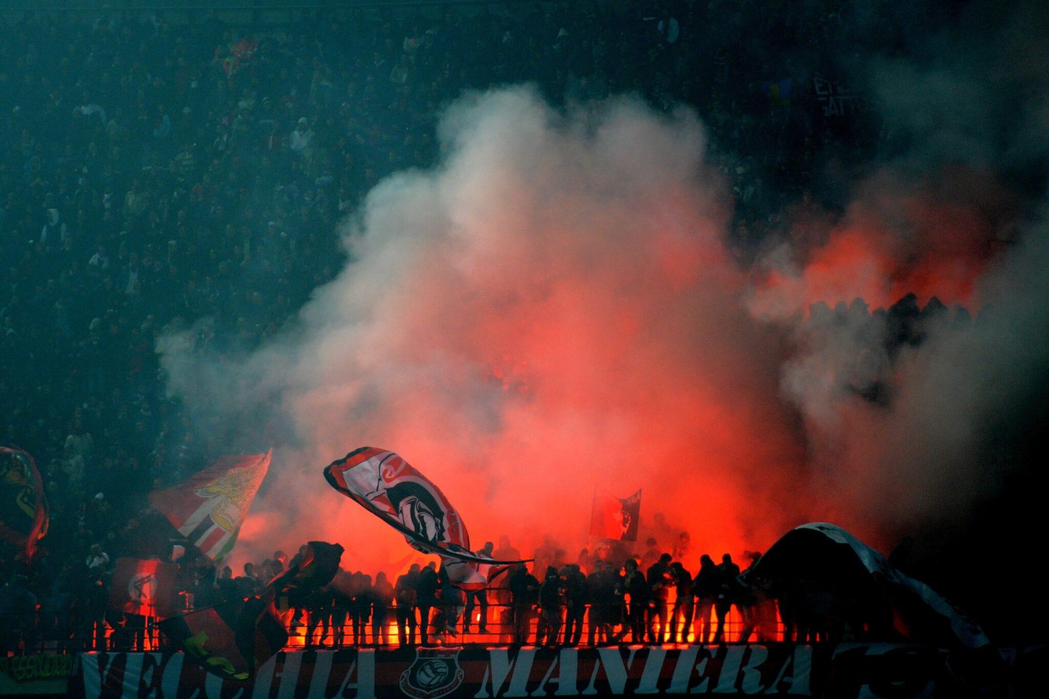 champions league tifo