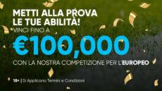 Vinci fino a € 100.000 con il gioco EuroPronostici Free2Play!