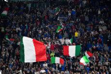 La finale degli Europei al Wembley Stadium. Italia-Inghilterra